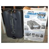 Garage:  Thetford Smart Tote 27 Gallon Portable waste tank
