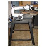 Garage:   Dremel 1680 Scroll Saw with base