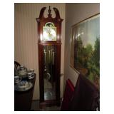 Dining Room:  Grandfather Clock