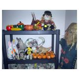 Upstairs Bedroom Center: Halloween, Easter,