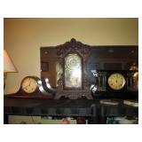 Living Room:  Clocks