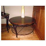 Family Room: Bernhardt Clark Coffee Table