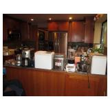 Kitchen: Cuisinart Smart Stick, Cuisinart Mini-Prep Plus, Starbucks Grinder, Breadman