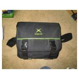 Upstairs 1st Left Bedroom Left: Bag for XBox 2001 w/2 X08-17160 Controllers