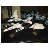Upstairs 1st Left Bedroom Left:Upstairs 1st Left Bedroom Left: Star Wars Action Fleet, Star Trek