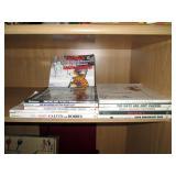Upstairs 1st Left Bedroom Left: Calvin & Hobbes Books