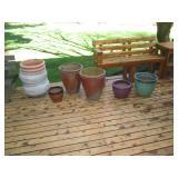 Back Deck: Planting Pots,