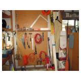 Garage: Tools & Cords