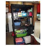 Garage: Mattress Air Pump, Light Bulbs, Paint Covers, Furniture Mats