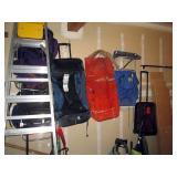 Garage: Back Packs