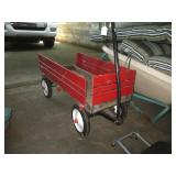 Vintage Toy Wagon