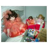 Middle Bed Room Marie Osmond Collector Dolls