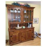 Dining Room:  Nice China Hutch