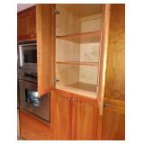 Kitchen:  Cherrywood Cabinets