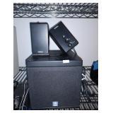 Basement:  Yahama Speaker system