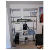 Basement:  (3 of 3) Storage Tech Systems Shelves