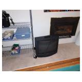 Basement: TV