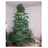 Basement:  Christmas Tree