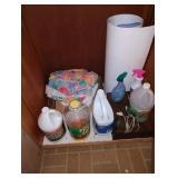 Wash Room:
