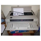 Down 1st Bedroom Right:  IBM Wheelwriter 3 Typewriter