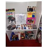 Down 1st Bedroom Right: New Kids On The Block Collectibles