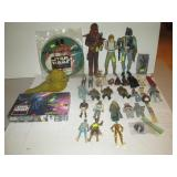 1977-1983-1999 Star Wars Figures