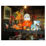 Living Room: Halloween Stuff