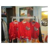 Up 1st Bedroom Right:  Elvis Concert Jackets w