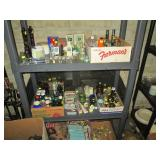 Living Room: Old Collectible Medicine Bottles