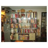 Downstairs Center Room:  Elvis Books