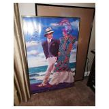 TV Room: Miami Poster