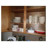 Kitchen: Plates, Cups
