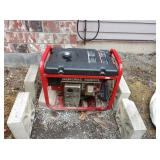 Back Yard: Generator