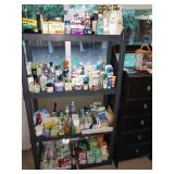 3rd Bedroom Center:  Lotions, Bandaids, Otc Meds, Lots of Bathroom Stuff