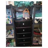 3rd Bedroom Center: Small Dresser,