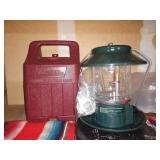 Garage: Coleman Lamp w/Carrier 5154a