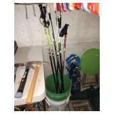 Garage: Ski Poles