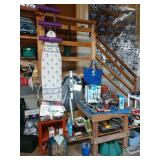 Garage: Ironing Board, Useful  Stuff
