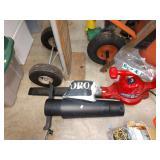 Garage: Toro Blower