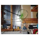 Garage: Fishing Net