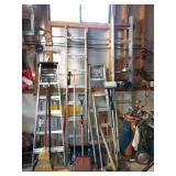Garage: Ladders