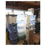 Garage: Storage Bins