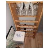 Dining Room: Wine Rack