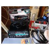 Garage: Battery Charger, Milwaukee Hole Hog 1675-1 Drill