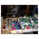 Basement:  More Sewing Stuff, Threads, Other Things