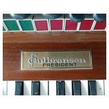 Living Room:  Gulbransen President Organ