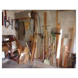 Garage Right: