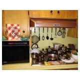 Kitchen: Pots & Pans
