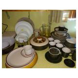 Kitchen:  Glasses, Cups, Dishes