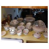 Kitchen:  Mon Ton Bavaria China